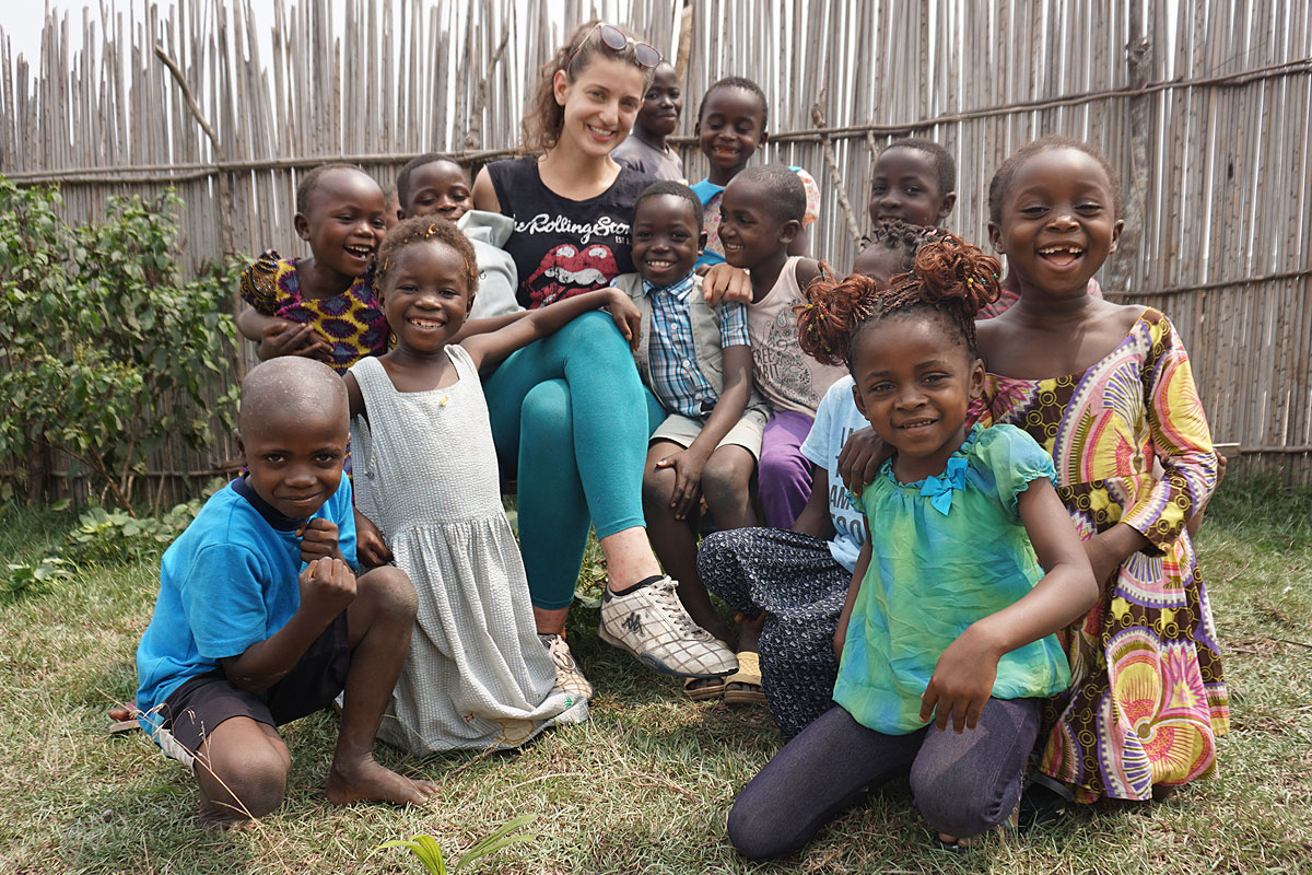 Volontariatsbericht Carmen Egger