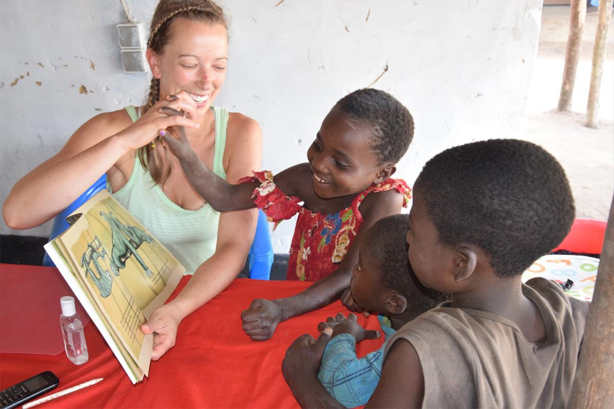 Volontariatsbericht Magdalena Trixl